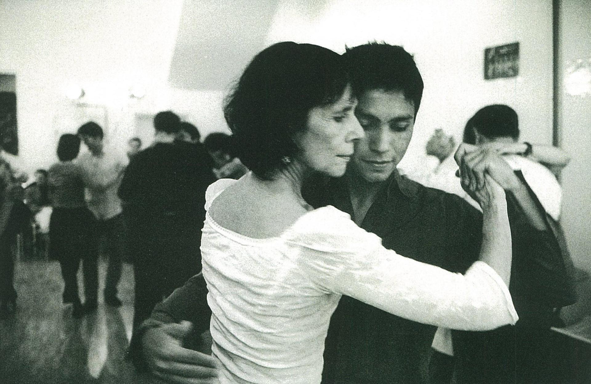Carmen Aguiar, Milonga El Patio, tango à Paris